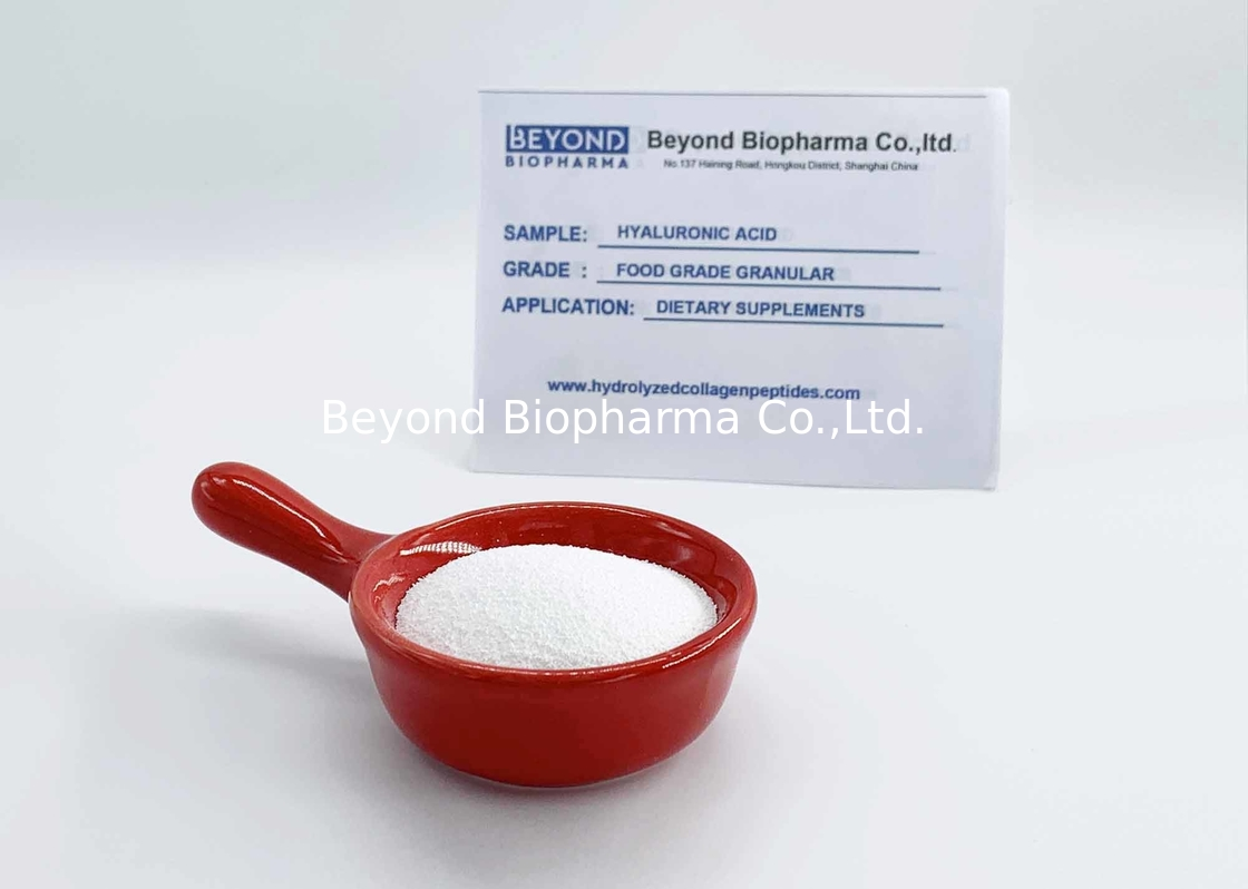 Macromolecular Hyaluronic Acid In Powder Form / Bos Essentials Hyaluronic Acid