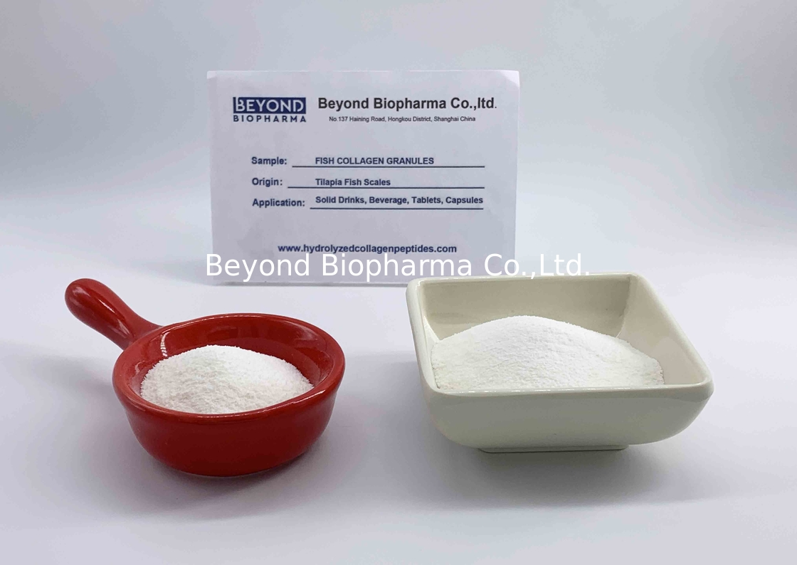 Pharmaceutical Industry Fish Collagen Granule For Joint Care Products